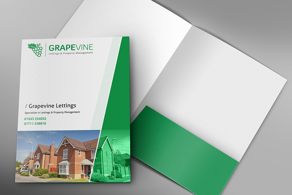 Grapevine Lettings Presentation Folder