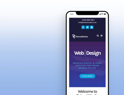 New Website, Logo and Company Branding